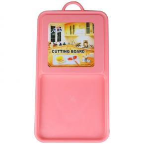 Plastic Cutting Board and Tray