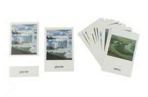 Classified Cards, Land & Water Formations 2