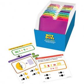 Educational Insights Hot Dots Standards-Based Math-Grade 5