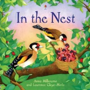 In the Nest - Hardcover By Milbourne, Anna